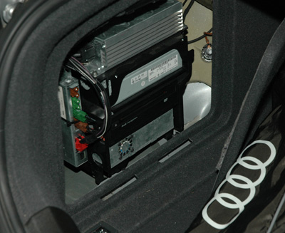 Audi DVB-T + Analog Tuner