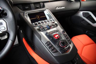 Lamborghini Aventador LP700 mit MMI 3Gplus