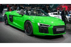 Autos, Audi R8 Spyder