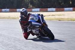 Motorrad, BMW HP4 Race