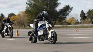 BMW e-Roadster Prototyp Miramas Martin fischer